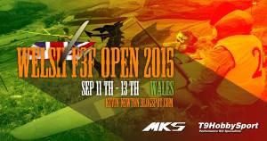 Cartel del Welsh Open